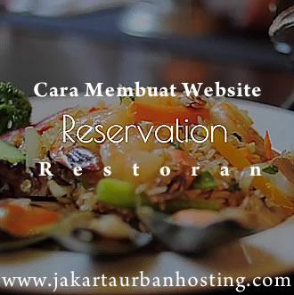 cara membuat website restoran yang efektif untuk usaha anda