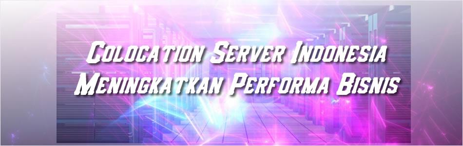 colocation server indonesia