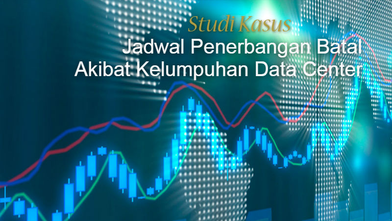 Jadwal Penerbangan Batal Akibat Kelumpuhan Data Center