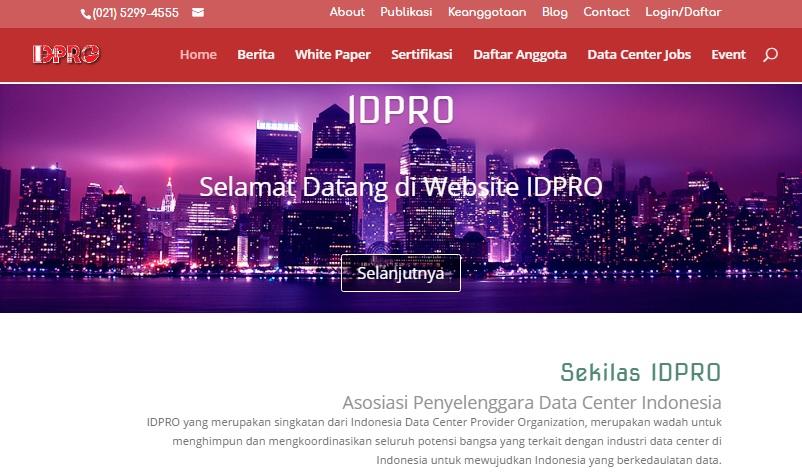 idpro screen shoot