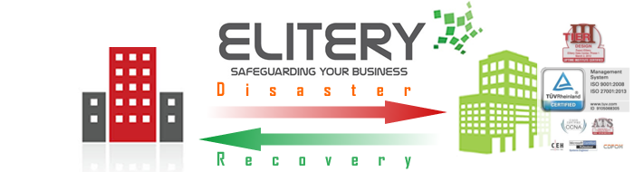 elitery indonesia disaster recovery data center