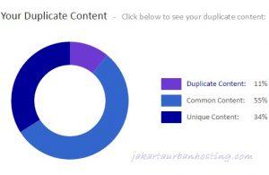analisa keunikan konten dalam mencari pelanggan baru