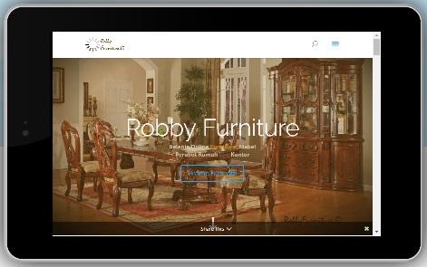 contoh website untuk ukm furniture