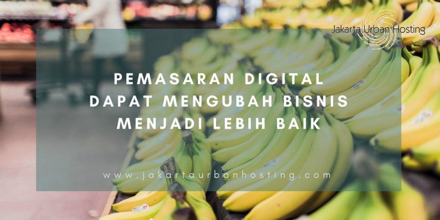 Operasi Pemasaran Digital Dapat Mengubah Bisnis Lebih Baik