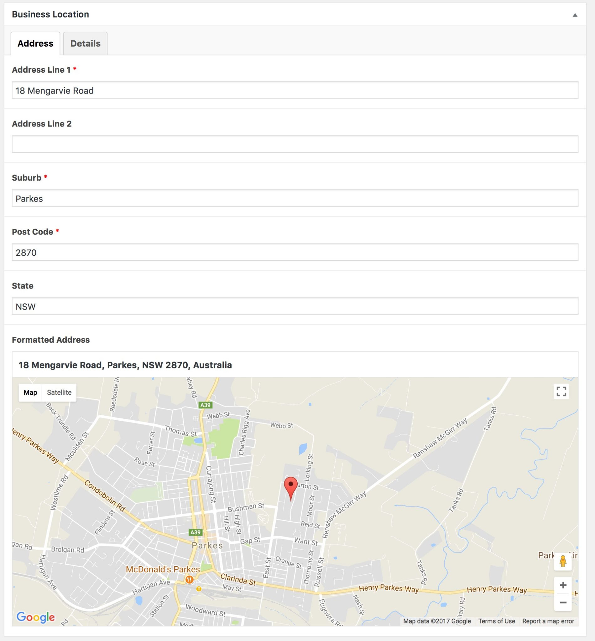 portal direktori bisnis potensi daerah