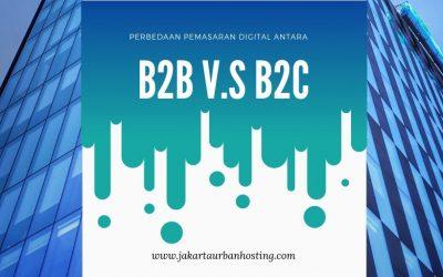Pemasaran Digital B2B Berbeda dengan Pemasaran Digital B2C