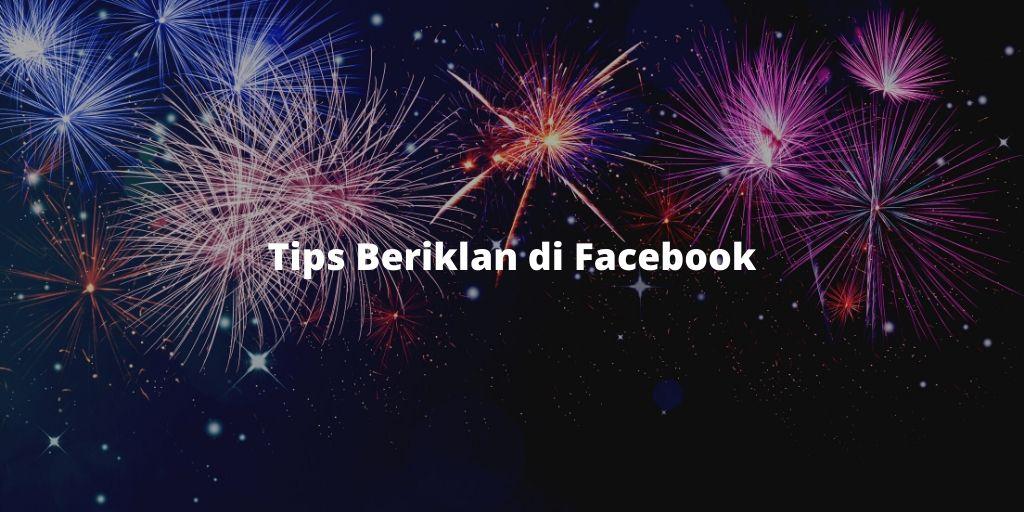 Tips Beriklan di Facebook