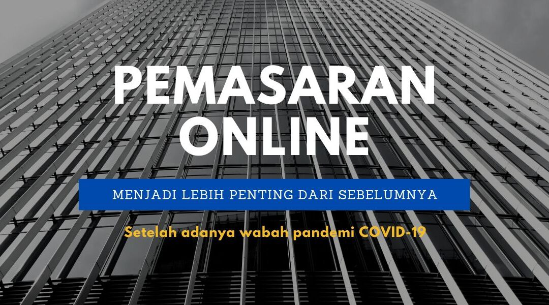 Pentingnya Pemasaran Online